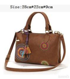 Desigual kabelka hnedá