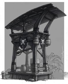 Pirate Tower - Polycount Forum