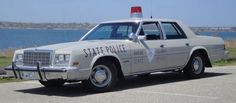 Calling all cars: Antique police cruisers to be displayed at the 2015 Hemmings Concours d& Rescue Vehicles, Police Vehicles, Emergency Vehicles, Rhode Island State Police, Cruisers, Old Police Cars, Chrysler Newport, Police Patrol, Ford Motor Company