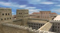 3D model of Solomon's temple:  This might be a pretty cool resource for upper elementary school students!