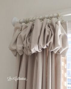 3 Judicious Cool Tricks: Long Window Curtains how to hang double curtains.Blackout Curtains Living Room long curtains behind bed. Beige Curtains, French Curtains, No Sew Curtains, Ikea Curtains, Drop Cloth Curtains, Long Curtains, How To Make Curtains, Curtains Living, Velvet Curtains