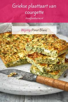 tremendous straightforward to do Vegetarian Greek Recipes, Veggie Recipes, Great Recipes, Healthy Recipes, Frittata, Clean Eating, Atkins, Greek Dishes, Evening Meals