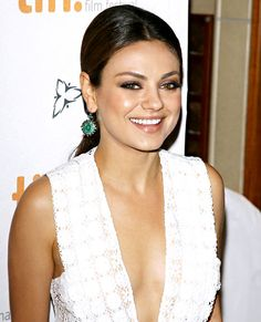 """Mila Kunis arrives at the """"Third Person"""" premiere during the 2013 Toronto International Film Festival held at The Elgin on September 9, 2013 in Toronto, Canada."""