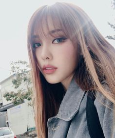 Korean Hairstyle Female 2018 10 top korean hair cuts for women korean hairstyles ideas formal mens hairstyles. Korean Hairstyle Female 2018 korean hairstyle female 2018 short long and medium hair trends colors long hair hairstyles. Korean Makeup Tips, Korean Makeup Tutorials, Asian Makeup, Korean Beauty, Asian Beauty, Pony Makeup, Hair Makeup, Eye Makeup, Korean Bangs
