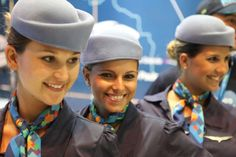 The flight attendants of Azul Airlines provide you a passion hospitality inflight service. They also the Blue Angel on the sky. Fly with ...