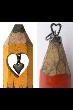 鉛筆アート