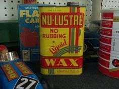 Wax #packaging
