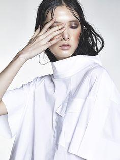 Cici Xiang Vogue Korea 2014