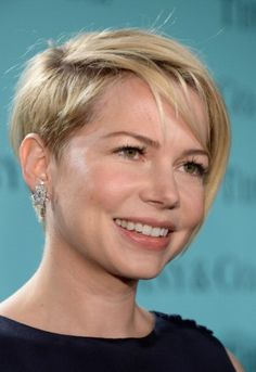 Michelle Williams - Korte kapsels - Gespot - Celebs