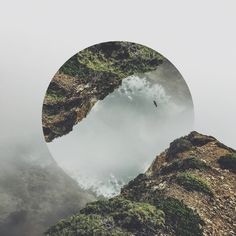 Mountain  Release Art Print by Witchoria | Society6