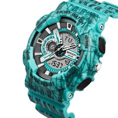 Rubber Sports Watches //Price: $23.97 & FREE Shipping //     #watch #luxury #fashion #watchporn