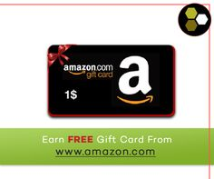 Sign up now and win an exciting Amazon gift card.