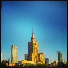 Warszawa - stolica nasza