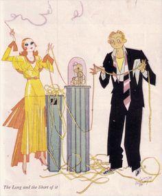 """Up Three Points,"" by Frank Hanley, January 10, 1930"