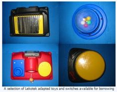 Worth Repeating: Introducing Switches and Augmentative Communication Devices to Very Young Children - Pinned by @PediaStaff – Please Visit ht.ly/63sNtfor all our pediatric therapy pins