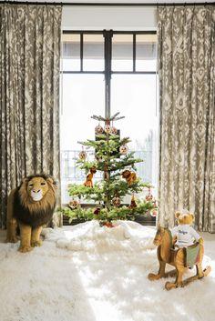 Behold All 12 Of The Kardashians' Lavish Christmas Trees
