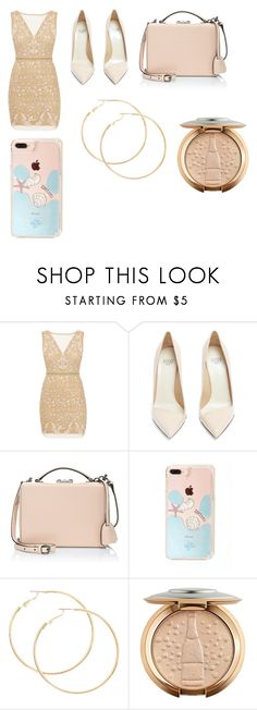 """Untitled #381"" by ribeirocristiana ❤ liked on Polyvore featuring Nicole Miller, Francesco Russo and Mark Cross"