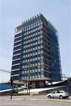 Edificio Celanese Mexicana. México DF / 1968  / Ricardo Legorreta