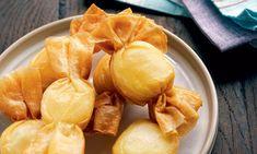 Caramelos de queso de cabra
