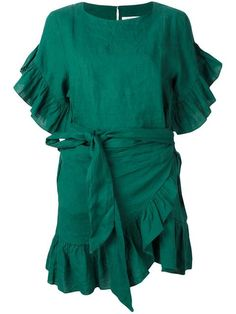 Shop Isabel Marant Étoile 'Delicia' dress.
