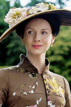 Claire Fraser. Outlander Season 2