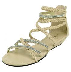 Lasonia - Ladies Sandals - Sleek Sandals by Asha and Lasonia - Events