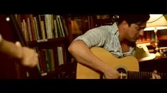 mumford and sons white blank page - YouTube