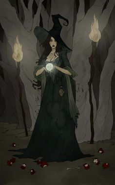Two of Wands by Abigail Larson