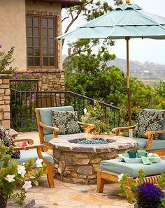 17 Fire Pit Ideas To Make Your Backyard Wonderful