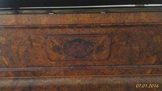 Upright piano Frederick Reogh, 1870 London Subject: Upright Piano Period: 1870 Style: Victorian Provenance: London, England Description: An upright piano is completely decorated in walnut. ... Dario Raia
