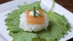 Capture the flavors of traditional sushi at home.