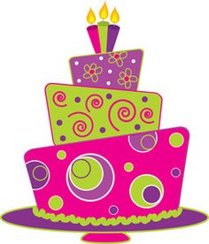 Happy Birthday Cake Clipart Free Vector For Download About 1 3