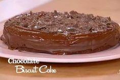 torta ciocco biscotti