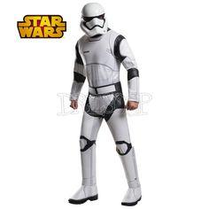 Disfraz Stormtrooper Dlx para hombre - Dresoop.es
