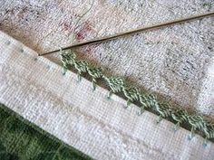 great tutorial for crochet edge