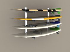 venice surf racks surfboard wall racks angled racks