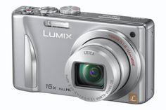 """Panasonic Lumix DMC-TZ25 - Cámara compacta de 12.1 Mp (pantalla de 3"""", zoom óptico 16x, estabilizador de imagen óptico, vídeo Full HD 1080p) color plata B00743CK3G - http://www.comprartabletas.es/panasonic-lumix-dmc-tz25-camara-compacta-de-12-1-mp-pantalla-de-3-zoom-optico-16x-estabilizador-de-imagen-optico-video-full-hd-1080p-color-plata-b00743ck3g.html"""