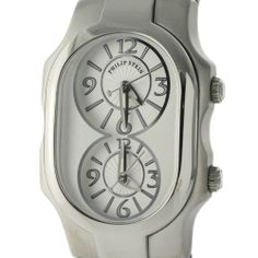 Philip Stein Signature Teslar Stainless Steel Quartz Unisex Watch | Your #1 Source for Watches and Accessories