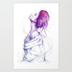 Pretty (Purple) Lady