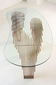 Design d'objet, design mobilier, table
