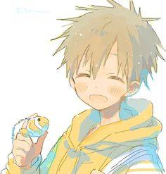 Free! Fan Art -Makoto Tachibana