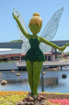 Artistic Disney Garden : Art, Design | Disney Gardens | Pinterest | Gardens,  Art And Garden Art