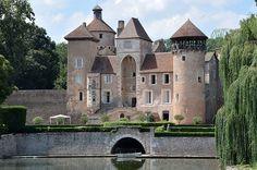 Château de Sercy ~ Saône-et-Loire ~ Burgundy ~ France