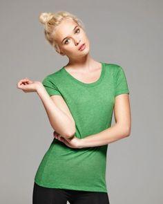 Bella - Ladies Triblend Short Sleeve T-Shirt - $5.68 ➜ clothingshoponline.com   #shop #wholesale #prices #blank #apparel #shirt #supplier #tshirts #discount #designer #brands #deal #clothing #fashion #activewear