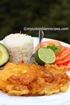Check out this crispy and flavorful Pescado Aborrajado (Colombian-Style Battered Fish), by My Colombian Recipes. A delicious and simple dish using GOYA® Sazon. Colombian Dishes, My Colombian Recipes, Colombian Cuisine, Kitchen Recipes, Cooking Recipes, Healthy Recipes, Seafood Dishes, Fish And Seafood, Seafood Boil