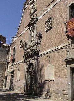 Convento de las Bernardas Alcala de Henares