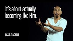 Francis Chan- It's about actually becoming like Him. Why does it seem like reading the Bible is more of a duty than a privil. Quotes Inspirational, Great Quotes, Francis Chan Quotes, Think Happy Thoughts, God's Grace, God First, Bible Studies, Spiritual Inspiration, True Words