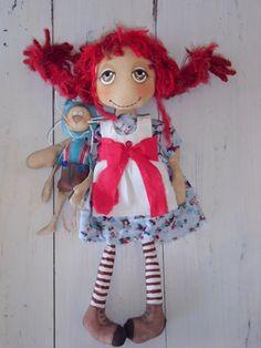 Cinnamon Hill - Poppy Dollies