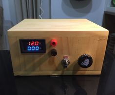 This is a simple adjustable bench power supply I built to help me in my instructables. 8 )Some time ago I build another using a computer (ATX) power supply, but this...
