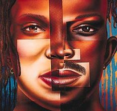It's A Black Thang.com - Larry Poncho Brown Art Work - African American Art